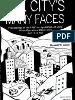 The Citys Many Faces