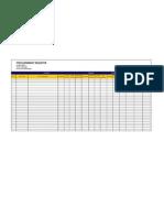44. Execution Template - Procurement Register