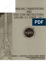 Saturn I SA-1 Rocket History