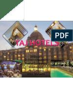 Taj Hotels Mktg