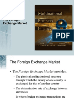 Foreign Exchange and quotes