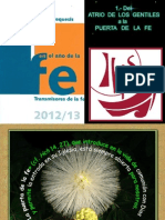 01 b Porta Fidei Del Atrio de Los Gentiles a La PUERTA de LA FE (NXPowerLite)