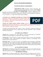 Contrato de Locacao Comercial Com Fiador - Joao Nogueira 108