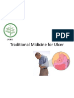 Traditional Midicine for Ulcer