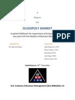 Eco Oligopoly companies