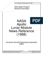 Apollo Lunar Module History