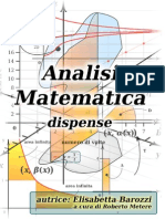 Dispense Analisi1 per Informatica
