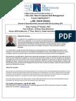 Mr Horst_Open Lecture Invitation