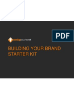 Building Your Better Brand Starter Kit