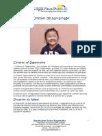 Dossier Parrainage Sagarmatha