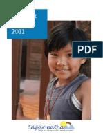 Sagarmatha Rapport Annuel 2011