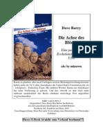 Barry, Dave - Die Achse des Blöden