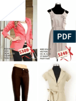 Catálogo Descuentos Patrios Moda Club