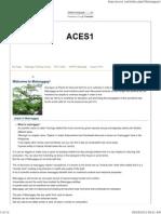 ACES - Malunggay Info