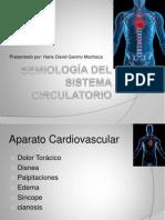 Semiología del sistema circulatorio