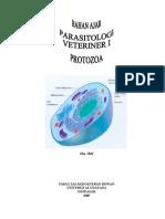 Bahan Ajar Parasit Tentang Protozoa