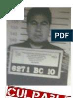 Toribio Integracion PGR Actas de Nac CURP y Constancia de No Antecedentes