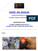 AVENC DEL MASCAR