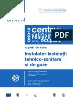 Suport Curs-Instalator ITSG