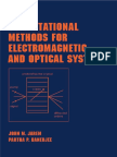 Computational Methods for Electromagnetic and Optical System [Jarem-Banerjee]