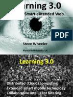 Steve Wheeler 2012_learning 3.0 and the Smart Extended Web