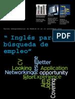 Curso inglés para encontrar Empleo Cultural