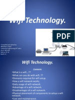 Wifi Technology Ce 70