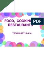 Food, Cooking &