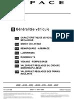 Mr361espace IV Generalite Vehicule