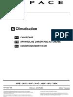 Mr361espace IV Climatisation