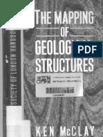 Mapeamento de Estruturas Geologicas
