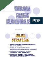 Plan Strategik Olahraga