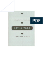 Hatha Yoga a Simplified and Practical Course