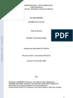 Luchelli, J.P. - These Le Transfert