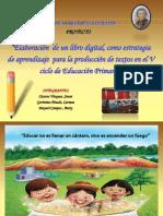 Elaboración de Libro Digital _PROYECTO