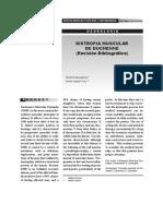 Artículo distrofia muscular