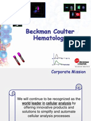 Cbc   Flow Cytometry   Red Blood Cell