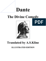 Dante - Divine Comedy (Translated - English)