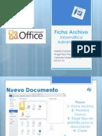 Expocicion Informatica Administrativa