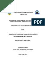 Informe Ppp Moncha