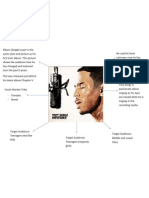 Trey Songz Digipak Demographics Research