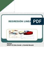 Regresión Lineal Grupo GI