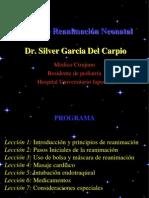 Reanimacion Neonatal - Huj - Dr Silver Garcia Del Carpio