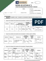Reporte de La 3ra Practica - Densidades-2012-1