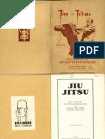 Jiu-Jitsu Ein Lehrbuch Fur Selbstverteidigung - Hans Reuter 1922