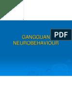 neurobehavior