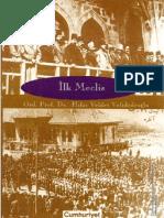Hıfzı Veldet Velidedeoğlu - İlk Meclis