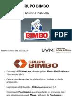 BIMBO - Análisis Financiero