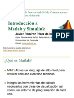Seminario matlab