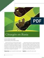 Limon Citrargen en Rusia